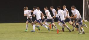 CHS Soccer vs. Clinton County 30