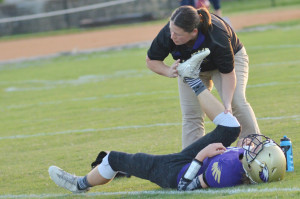 CHS Football vs. Russell County 3