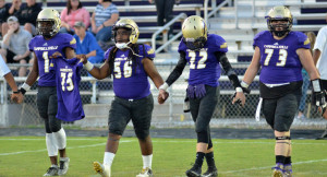 CHS Football vs. Russell County 8