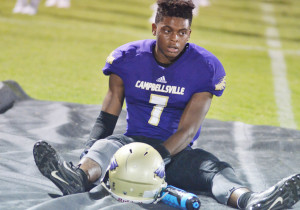 CHS Football vs. Russell County 27