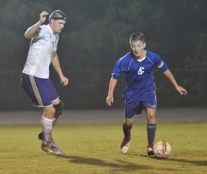 CHS Soccer vs. Clinton County 28