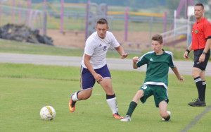 CHS Soccer vs. Fort Knox 16