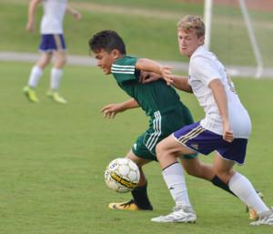 CHS Soccer vs. Fort Knox 6