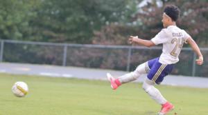 CHS Soccer vs. Clinton County 2