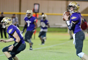 CHS Football vs. Russell County 31