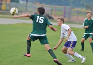 CHS Soccer vs. Fort Knox 5