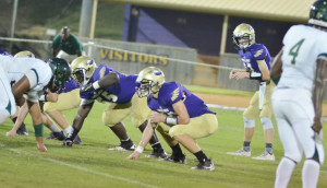 CHS Football vs. Fort Knox 20
