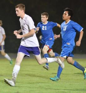 CHS Soccer vs. Clinton County 27