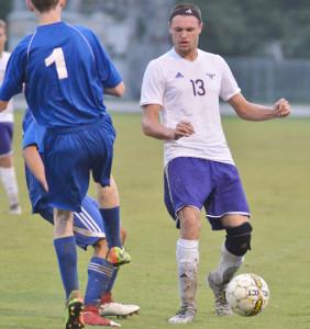 CHS Soccer vs. Clinton County 18