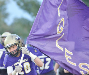 CHS Football vs. Russell County 10
