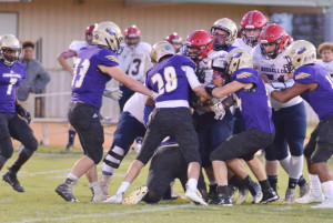 CHS Football vs. Russell County 13