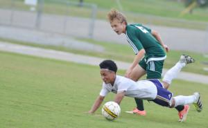CHS Soccer vs. Fort Knox 12