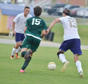 CHS Soccer vs. Fort Knox 13