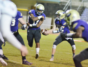 CHS Football vs. Russell County 41
