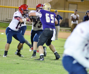 CHS Football vs. Russell County 28