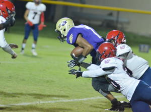 CHS Football vs. Russell County 39