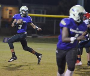 CHS Football vs. Russell County 45