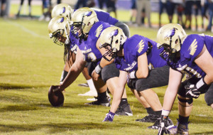 CHS Football vs. Russell County 24