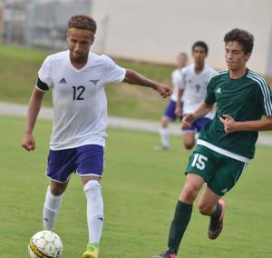 CHS Soccer vs. Fort Knox 8