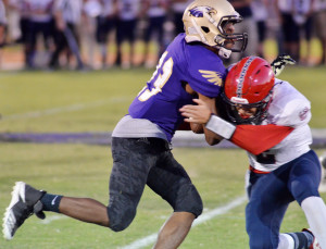 CHS Football vs. Russell County 14