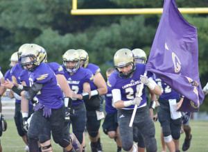 CHS Football vs. Russell County 9
