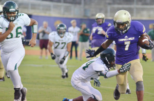 CHS Football vs. Fort Knox 11
