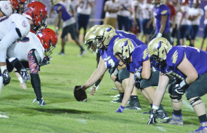CHS Football vs. Russell County 30