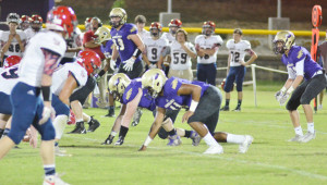 CHS Football vs. Russell County 22
