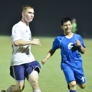 CHS Soccer vs. Clinton County 25