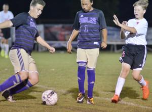 CHS Soccer vs. TC 9-19 18