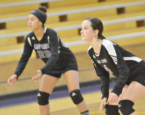 CHS Volleyball vs. Russell County 7