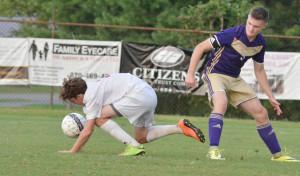 CHS Soccer vs. TC 9-19 6