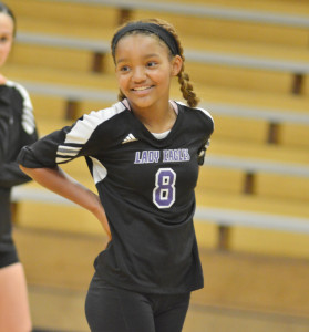 CHS Volleyball vs. Russell County 3