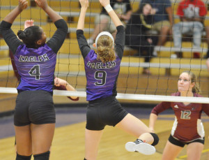 CHS Volleyball vs. Metcalfe County 14