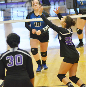 CHS Volleyball vs. Adair County 3
