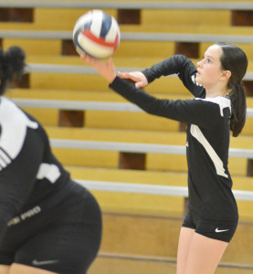 CHS Volleyball vs. Russell County 9