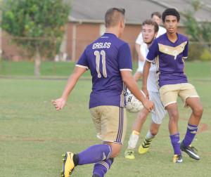 CHS Soccer vs. TC 9-19 3
