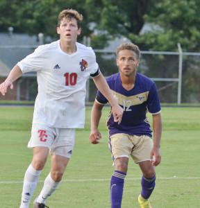 CHS Soccer vs. TC 9-19 8