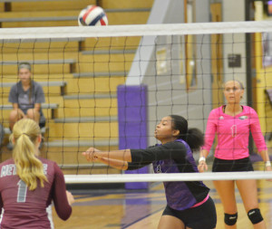 CHS Volleyball vs. Metcalfe County 1