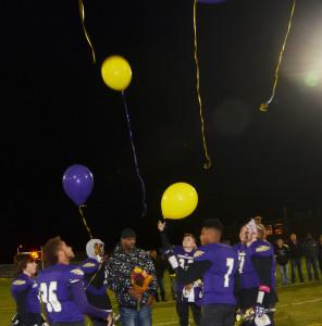 CHS Football Seniors 17 3
