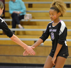 CHS Volleyball vs. Marion County 10-12 2