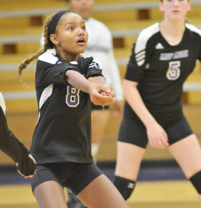 CHS Volleyball vs. Russell County 2