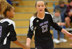 CHS Volleyball vs. Marion County 10-12 10
