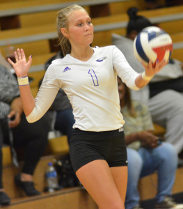 CHS Volleyball v. Marion County 10-17 12