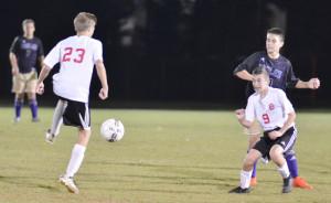 CHS Soccer vs. TC 9-19 25