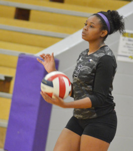 CHS Volleyball vs. Russell County 11