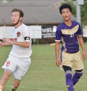 CHS Soccer vs. TC 9-19 5