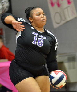 CHS Volleyball vs. Marion County 10-12 12
