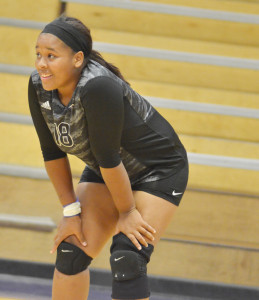 CHS Volleyball vs. Russell County 12