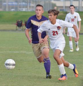 CHS Soccer vs. TC 9-19 12